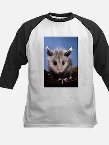 Cute Opossum Baseball Jersey