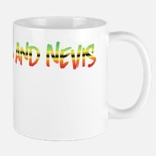 Saint Kitts and Nevis Mug