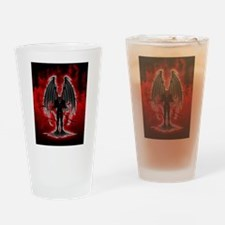 Evil Demon Spirit Drinking Glass