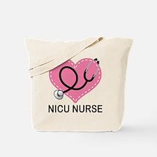 picu nurse Tote Bag