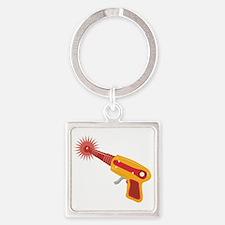 Laser Gun Keychains