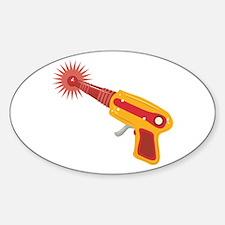 Laser Gun Decal