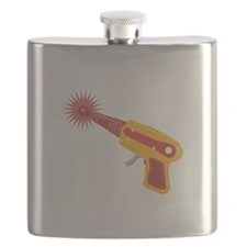 Laser Gun Flask