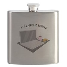 Workaholic Nomad Flask
