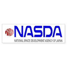 NASDA Bumper Sticker
