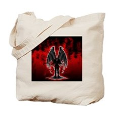 Evil Demon Spirit Tote Bag