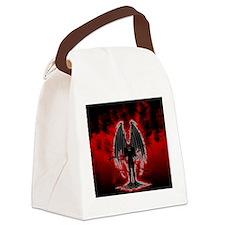 Evil Demon Spirit Canvas Lunch Bag