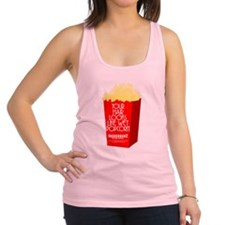 Cute Anchorman Racerback Tank Top