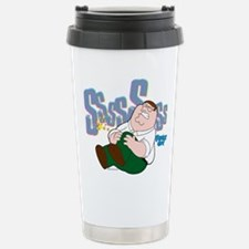 Family Guy Peter Sssss Stainless Steel Travel Mug