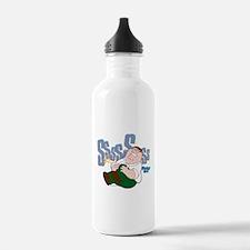 Peter Sssss Water Bottle