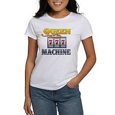 Queen of the Machine Tee