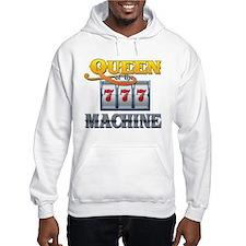 Queen of the Machine Hoodie