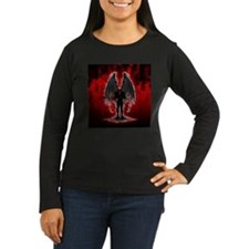 Evil Demon Spirit Long Sleeve T-Shirt
