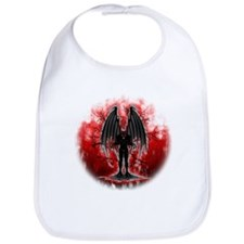 Evil Demon Spirit Bib