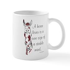 Cute Buckskin horse Mug