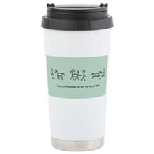 Cute Equine professional Travel Mug