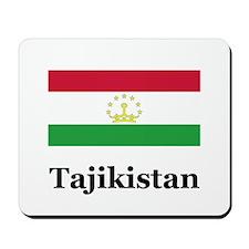 Tajikistan Mousepad