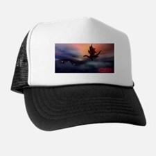 Home At Last Trucker Hat