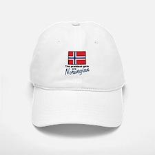 The Prettiest Girls are Norwegian Baseball Baseball Cap