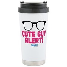 New Girl Alert Travel Coffee Mug