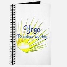 Yoga Brightens Journal