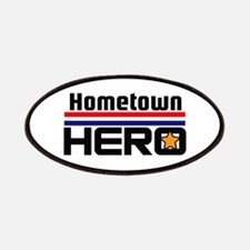 HOMETOWN HERO Patches
