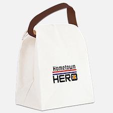 HOMETOWN HERO Canvas Lunch Bag