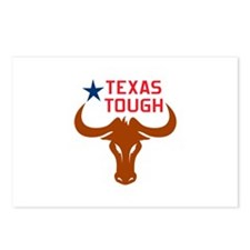 Texas Tough Postcards (Package of 8)