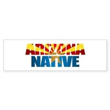 Arizona PC Bumper Bumper Sticker