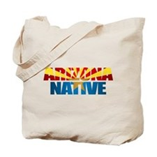 Arizona PC Tote Bag