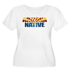Arizona PC Plus Size T-Shirt