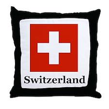 Swiss Heritage Throw Pillow