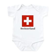 Swiss Heritage Infant Bodysuit