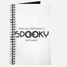 Spooky Halloween Journal
