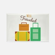 Well Traveled Magnets