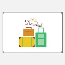 Well Traveled Banner