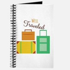 Well Traveled Journal