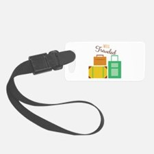 Well Traveled Luggage Tag