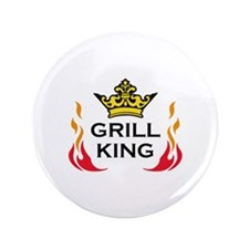 """GRILL KING 3.5"""" Button"""