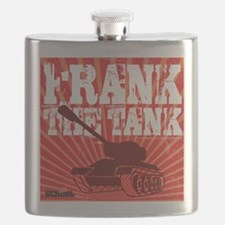Frank The Tank Flask
