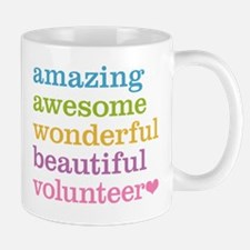 Awesome Volunteer Mug