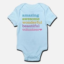 Awesome Volunteer Body Suit