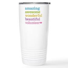 Awesome Volunteer Travel Coffee Mug
