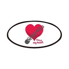 Unlock My Heart Patches
