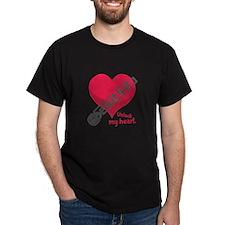 Unlock My Heart T-Shirt