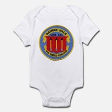 USS NATHAN HALE Infant Bodysuit