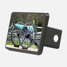 Patina Cannon Hitch Cover