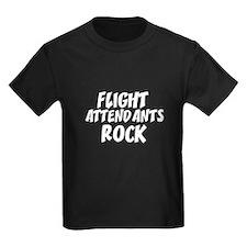 Unique Flight attendant T