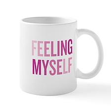 feeling myself Mugs