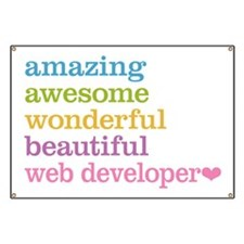 Web Developer Banner